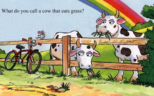Funny cow jokes - photo#21