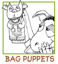 BAG PUPPETS
